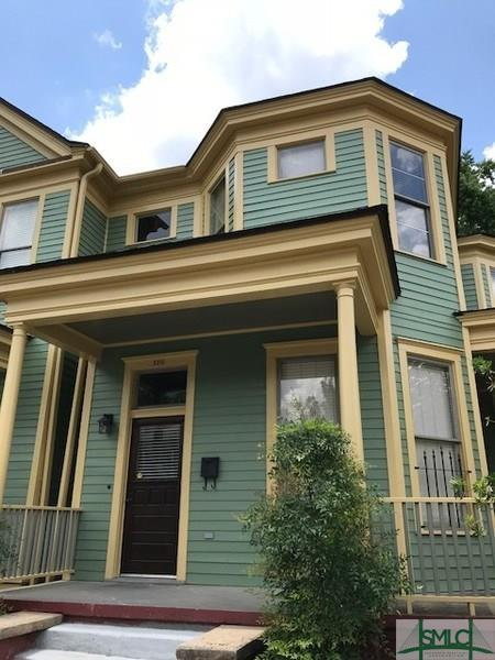 2201 Barnard Street, Savannah, GA 31401 (MLS #194881) :: Keller Williams Realty-CAP