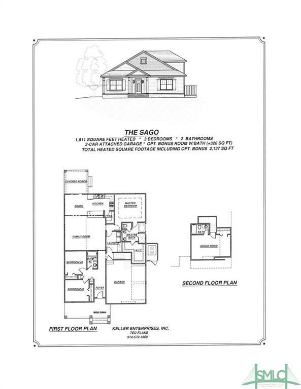 267 Ridgewood Park Drive S, Richmond Hill, GA 31324 (MLS #195110) :: McIntosh Realty Team