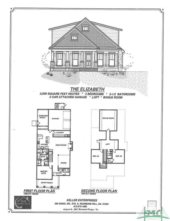 47 Ridgewood Park Drive S, Richmond Hill, GA 31324 (MLS #195128) :: McIntosh Realty Team