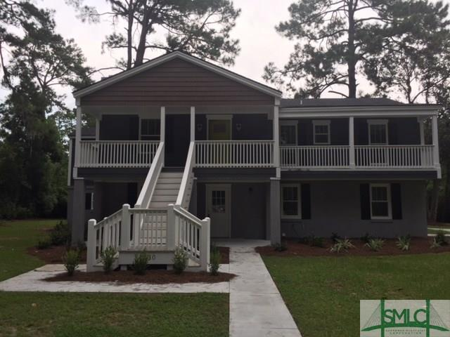 1230 Bacon Park Drive, Savannah, GA 31406 (MLS #195260) :: The Robin Boaen Group
