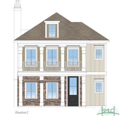 120 Crabapple Circle, Port Wentworth, GA 31407 (MLS #195274) :: The Randy Bocook Real Estate Team