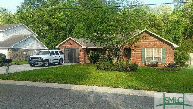 821 Sagewood Drive, Hinesville, GA 31313 (MLS #195278) :: The Arlow Real Estate Group