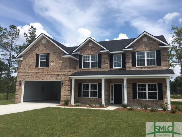 354 Kerry Drive, Richmond Hill, GA 31324 (MLS #195811) :: The Arlow Real Estate Group