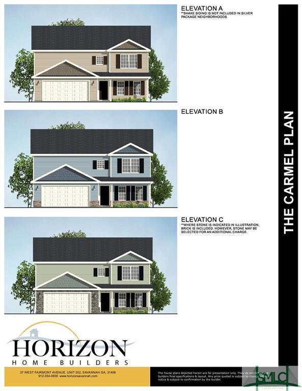 620 Bledsoe Drive, Guyton, GA 31312 (MLS #196060) :: The Randy Bocook Real Estate Team