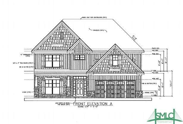146 Sapphire Circle, Guyton, GA 31312 (MLS #196245) :: The Arlow Real Estate Group