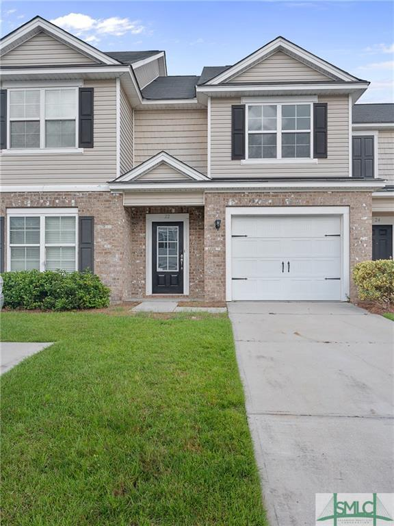 22 Red Robin Court, Port Wentworth, GA 31407 (MLS #196453) :: The Arlow Real Estate Group