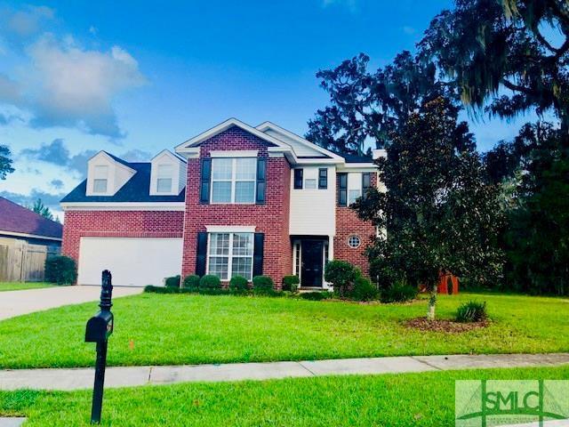 202 Parkview Court, Savannah, GA 31419 (MLS #196478) :: The Arlow Real Estate Group