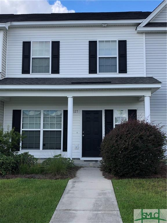 123 Cromer Street, Pooler, GA 31322 (MLS #196572) :: The Arlow Real Estate Group