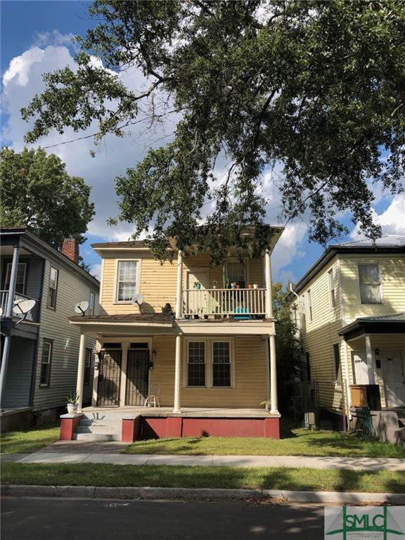 528 E 35Th Street, Savannah, GA 31401 (MLS #196722) :: McIntosh Realty Team