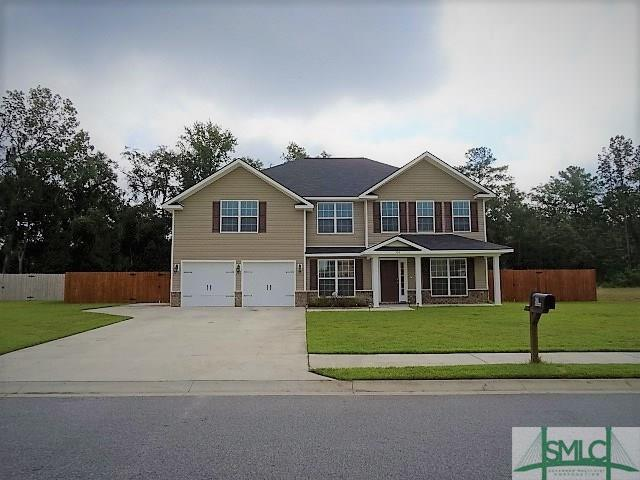 366 Nashview Trail, Allenhurst, GA 31301 (MLS #196772) :: Southern Lifestyle Properties