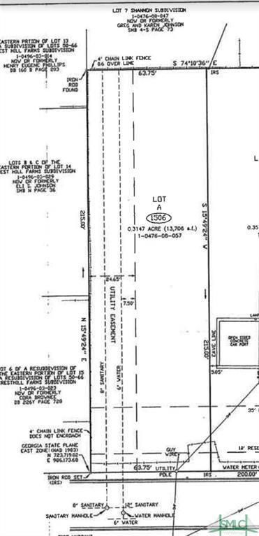 1506 Hendry Avenue, Savannah, GA 31406 (MLS #196840) :: The Arlow Real Estate Group