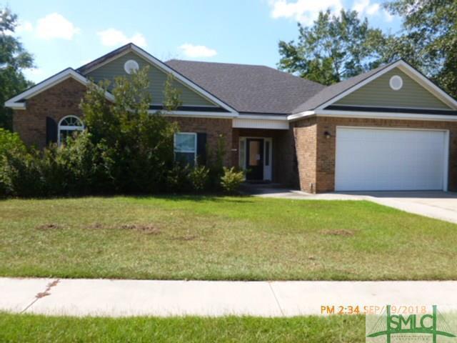 519 Cobblestone Circle, Bloomingdale, GA 31302 (MLS #196956) :: The Randy Bocook Real Estate Team