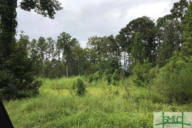 00 Mill Hill Road, Richmond Hill, GA 31324 (MLS #196995) :: The Arlow Real Estate Group