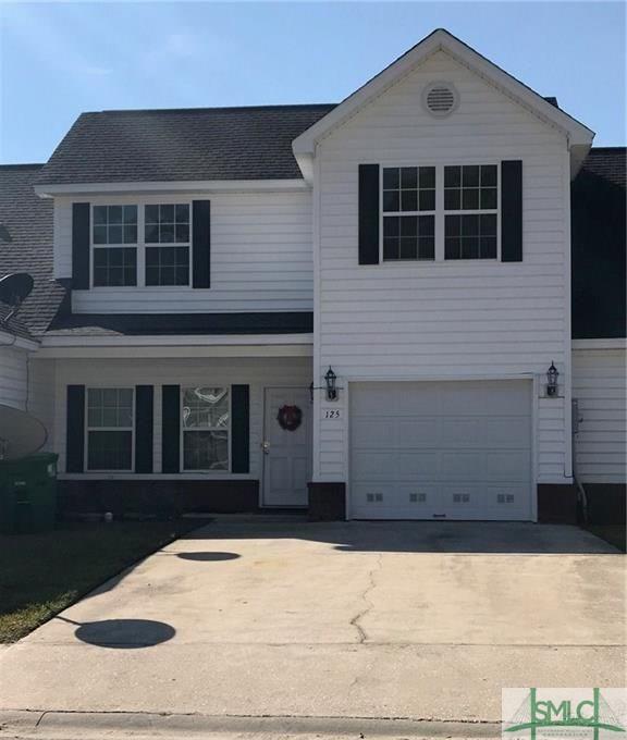125 Cypress Pointe Drive, Richmond Hill, GA 31324 (MLS #197125) :: The Arlow Real Estate Group
