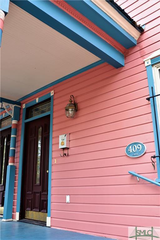 409 Seiler Avenue, Savannah, GA 31401 (MLS #197364) :: Teresa Cowart Team