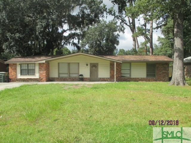 424 Sharondale Road, Savannah, GA 31419 (MLS #197440) :: Coastal Savannah Homes