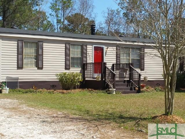 111 Mark Circle, Savannah, GA 31405 (MLS #197515) :: The Randy Bocook Real Estate Team