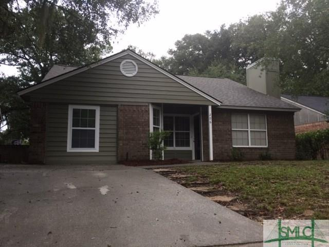 206 Forest Ridge Drive, Savannah, GA 31419 (MLS #197719) :: Keller Williams Realty-CAP