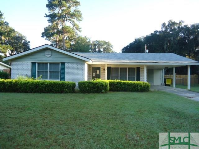 606 Valleybrook Road, Savannah, GA 31419 (MLS #197806) :: Coastal Savannah Homes