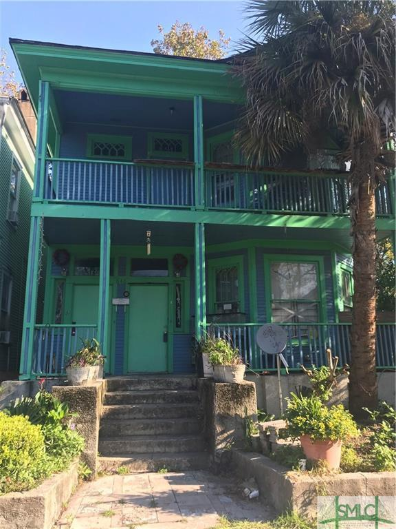 646 E 39th Street, Savannah, GA 31401 (MLS #198001) :: The Randy Bocook Real Estate Team
