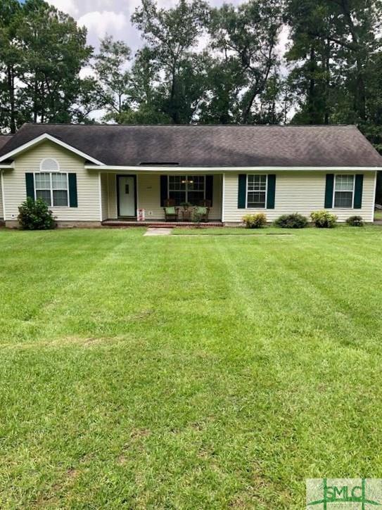 1646 Goshen Road, Rincon, GA 31326 (MLS #198025) :: The Randy Bocook Real Estate Team