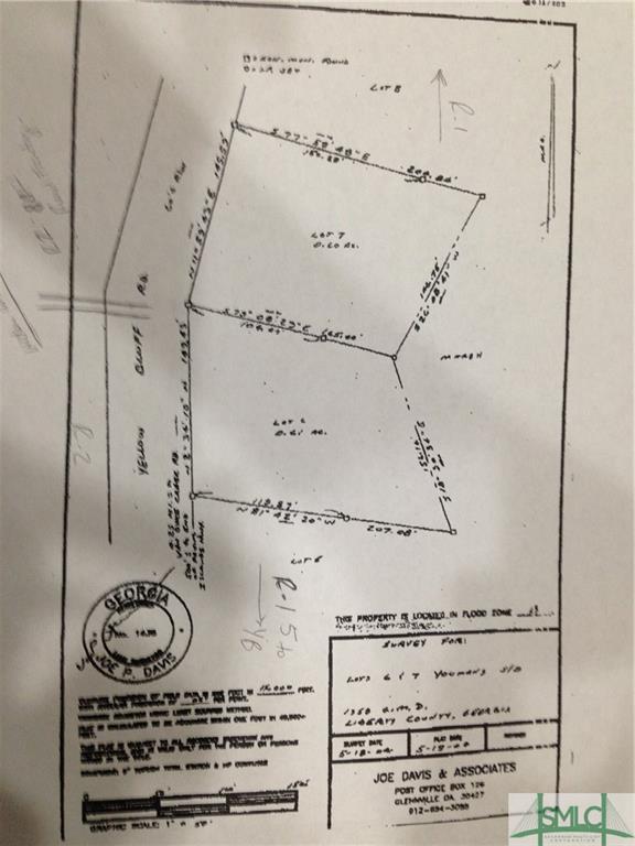 7 Youmans Road, Midway, GA 31320 (MLS #198181) :: Coastal Savannah Homes