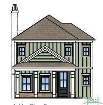 125 Crabapple Circle, Port Wentworth, GA 31407 (MLS #198430) :: Coastal Savannah Homes