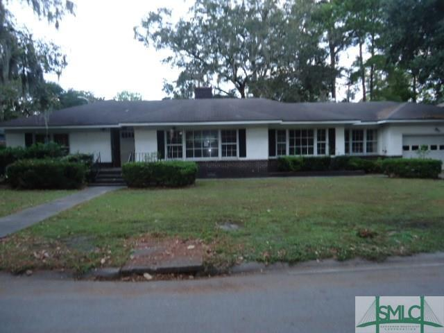 4747 Oakview Drive, Savannah, GA 31405 (MLS #198687) :: The Arlow Real Estate Group