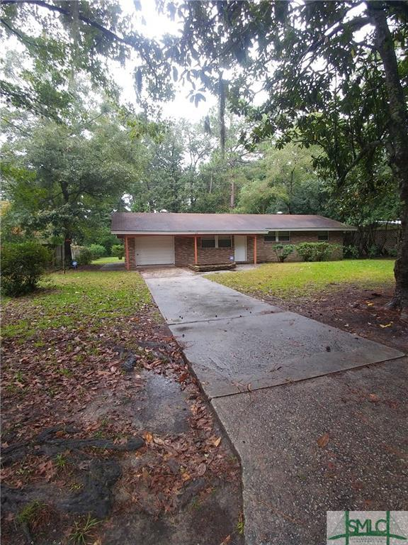 304 Woodley Road, Savannah, GA 31419 (MLS #198891) :: The Randy Bocook Real Estate Team