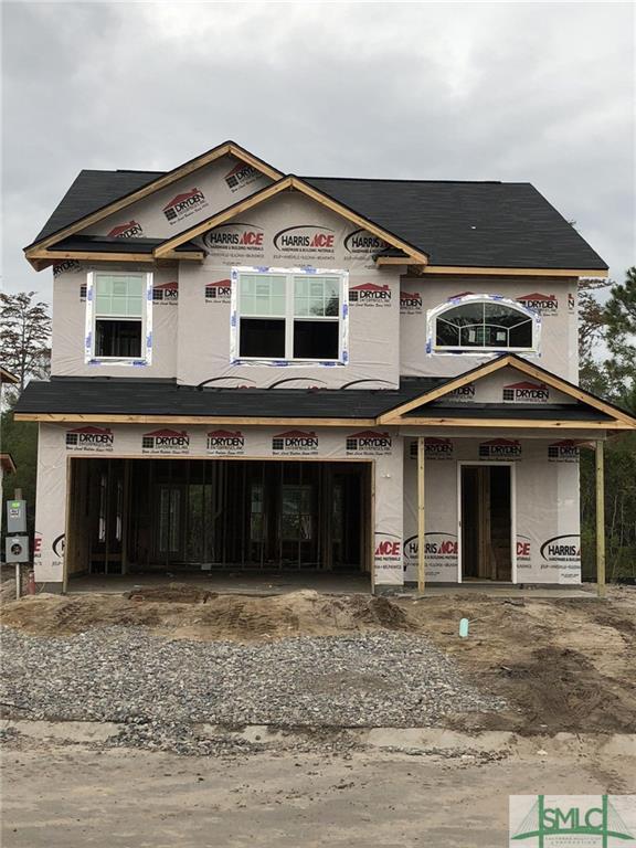 1206 Cypress Fall Circle, Hinesville, GA 31313 (MLS #198984) :: Karyn Thomas
