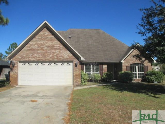 229 Wentworth Way, Hinesville, GA 31313 (MLS #199025) :: Karyn Thomas