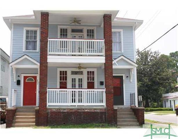 801 E 39th Street, Savannah, GA 31401 (MLS #199102) :: The Arlow Real Estate Group