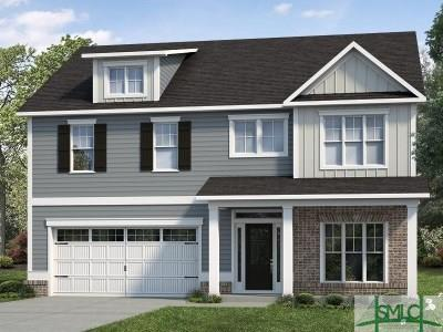 219 Highland Circle, Richmond Hill, GA 31324 (MLS #199136) :: Karyn Thomas
