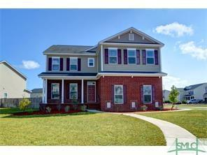 210 Byron Drive, Richmond Hill, GA 31324 (MLS #199198) :: Coastal Savannah Homes