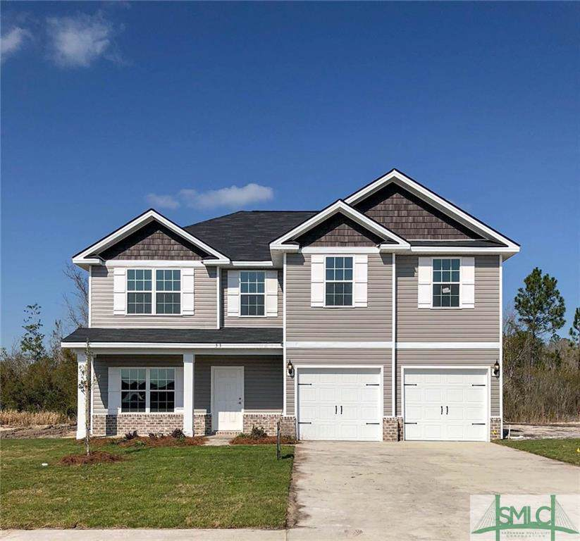 53 Whipple Avenue, Hinesville, GA 31313 (MLS #199200) :: The Arlow Real Estate Group