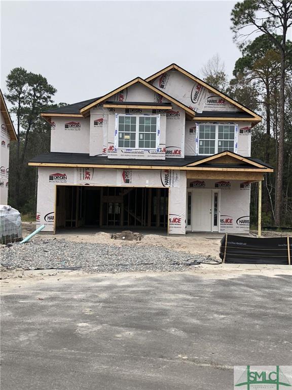 1255 Cypress Fall Circle, Hinesville, GA 31313 (MLS #199203) :: The Arlow Real Estate Group