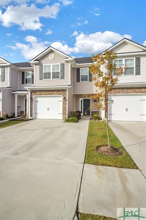 160 Kepler Loop, Richmond Hill, GA 31324 (MLS #199435) :: The Arlow Real Estate Group