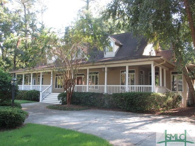 2 Deer Run, Savannah, GA 31411 (MLS #199472) :: The Arlow Real Estate Group