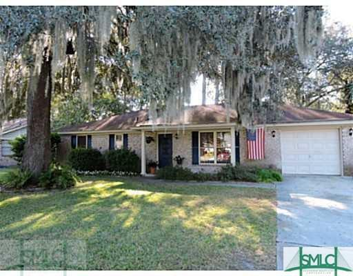 1112 Cobb Road, Savannah, GA 31410 (MLS #199814) :: The Sheila Doney Team