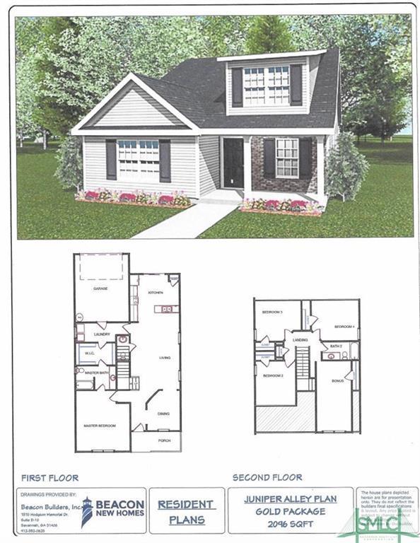 216 Parkside Boulevard, Port Wentworth, GA 31407 (MLS #199921) :: Coastal Savannah Homes