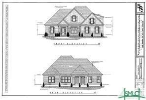 607 Ebbets Field Road, Guyton, GA 31312 (MLS #199976) :: Karyn Thomas