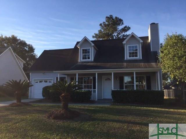 410 Falcon Drive, Richmond Hill, GA 31324 (MLS #199981) :: Keller Williams Realty-CAP