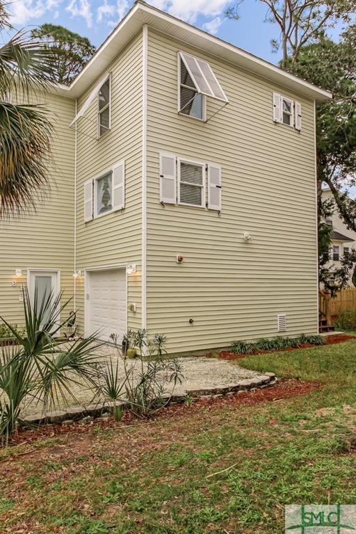 6 Brewers Landing, Tybee Island, GA 31328 (MLS #200074) :: Keller Williams Realty-CAP