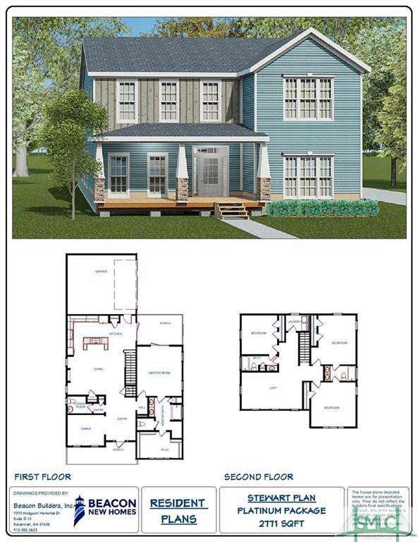 152 Bluffside Circle, Savannah, GA 31404 (MLS #200108) :: The Randy Bocook Real Estate Team