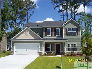 100 Glen Way, Richmond Hill, GA 31324 (MLS #200196) :: Keller Williams Realty-CAP