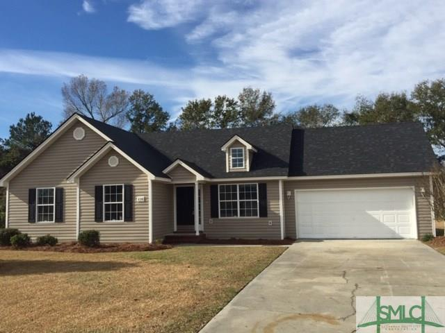 238 White Bluff Drive, Guyton, GA 31312 (MLS #200214) :: The Sheila Doney Team