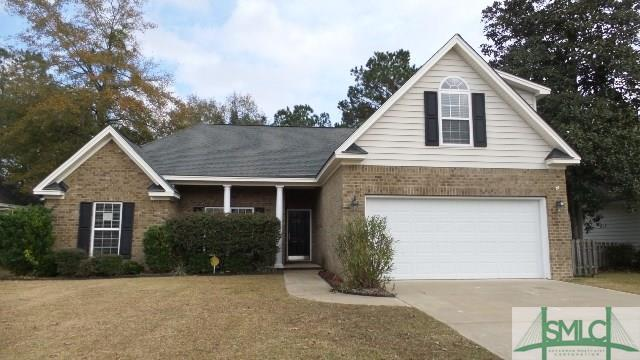 28 Dunnoman Drive, Savannah, GA 31419 (MLS #200571) :: Teresa Cowart Team