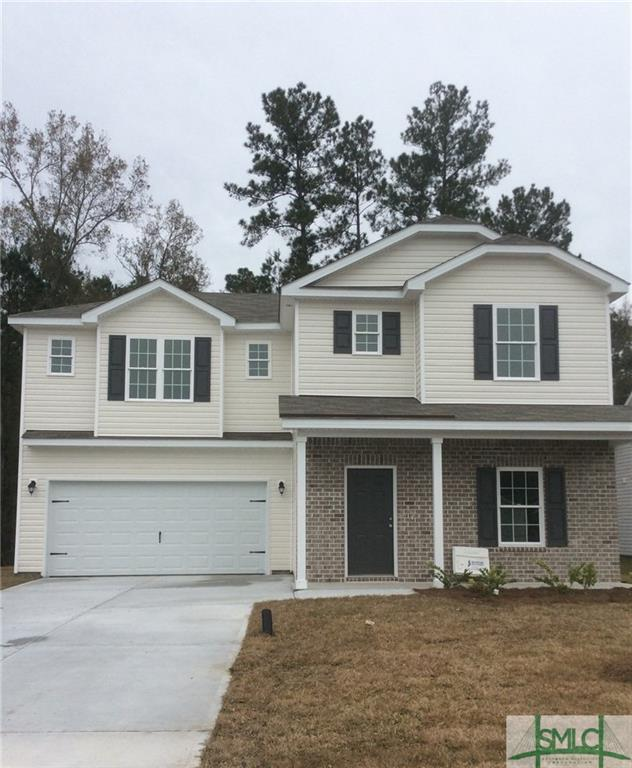 501 Sweet Cherry Lane, Springfield, GA 31329 (MLS #201065) :: The Sheila Doney Team