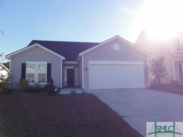 5 Invierno Lake Drive, Savannah, GA 31407 (MLS #201083) :: Keller Williams Realty-CAP