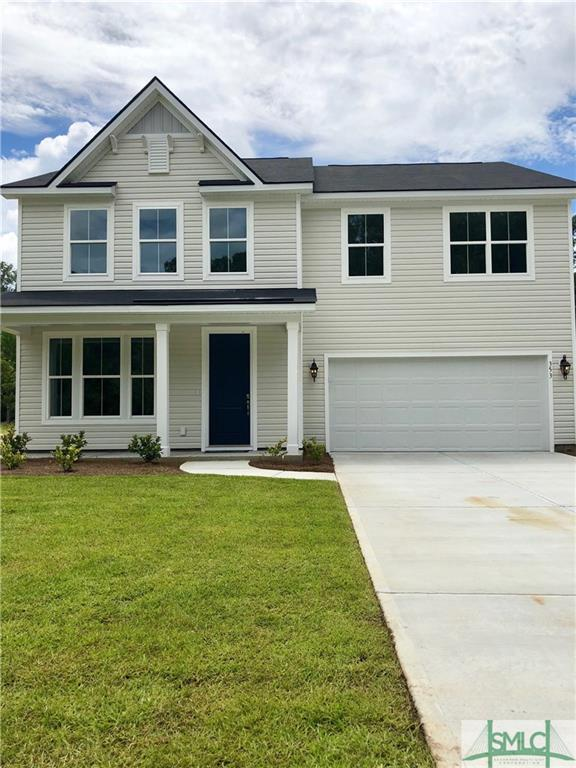 353 Waybridge Way, Richmond Hill, GA 31324 (MLS #201195) :: The Arlow Real Estate Group